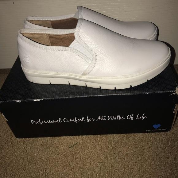 Brand New Nurse Mates Adela Shoes Size
